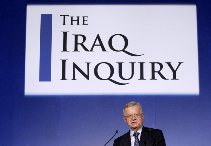Chilcot report to be published today after seven year wait