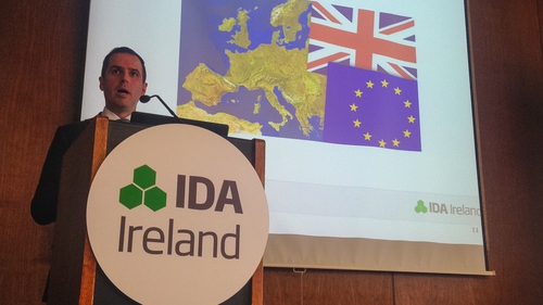 Martin Shanahan, IDA Ireland's CEO, said Ireland is a natural fit for US companies with ambitions to be global players