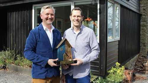 Home of the Year winners