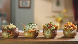Catherine Fulvio's DIY Baked Potatoes