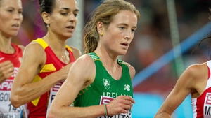 Fionnuala McCormack just missed out on a medal
