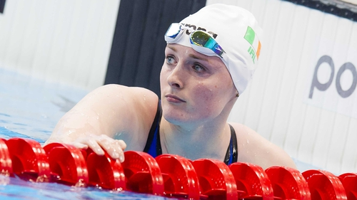 Fiona Doyle admits that the support of her family gave her the edge to get to the Olympics