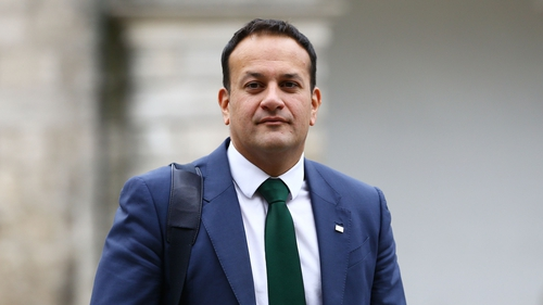 Leo Varadkar said Ireland had to forge new alliances with like-minded countries post-Brext