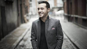 Nathan Carter - musicians like him would benefit from the new quotas being proposed according to its supporters