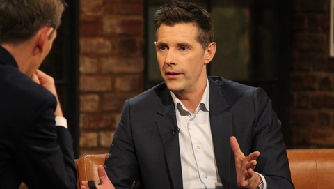 The Late Late Show Extras: Dermot Bannon