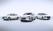 The new Hyundai Ioniq hybrid arrives here in November.