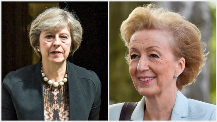 Who will be Britain's second female Prime Minister?