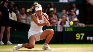 Angelique Kerber can become the first German ladies' champion since Steffi Graf