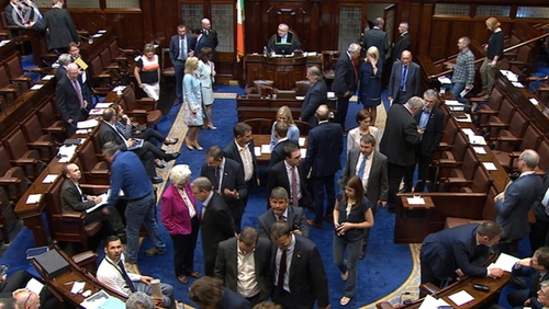 The bill was defeated by 95 to 45 votes in the Dáil