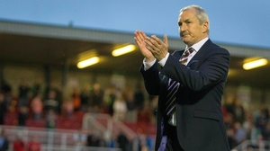 John Caulfield: 'That was probably the biggest game in the history of the club since I've come in.'