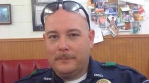 Brent Thompson was the first DART officer killed in the line of duty