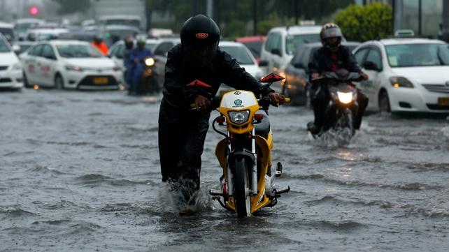 Typhoon Nepartak Batters China's Coast, Killing at Least 2