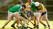 Limerick and Clare face off at the Gaelic Grounds