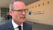 Simon Coveney held a meeting with the EU Environment Commissioner Karmenu Vella in Brussels today