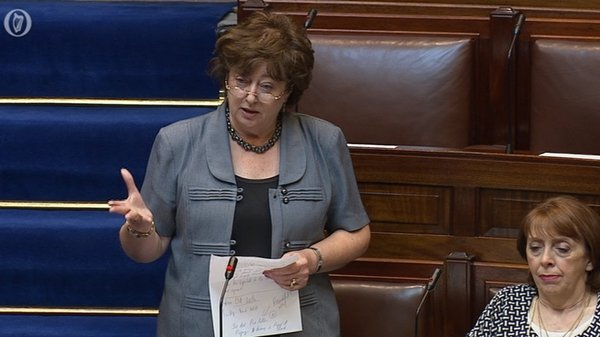 Catherine Murphy said questions needed to be asked