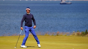 Manassero is back in the mix after three years in golfing's wilderness