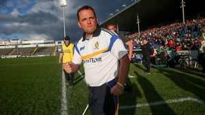 Davy Fitzgerald managed Clare to All-Ireland glory in 2013