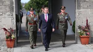 Taoiseach Enda Kenny was in attendance (Pic: MerrionStreet.ie)