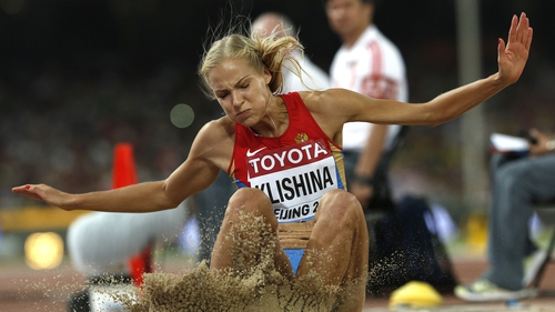 Darya Klishina will now compete in Tuesday's long jump competition