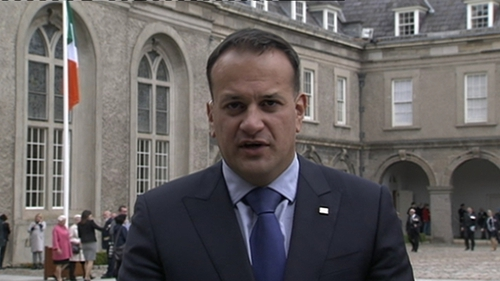 Leo Varadkar said independents had destabilised the Government and damaged their own brand
