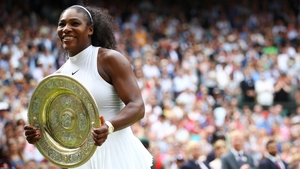 Williams is hungry to add to her 22 Grand Slam triumphs