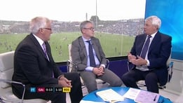 "The Sunday Game Extras: Spillane - ""The best of the football was played by Galway"""