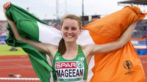 Ciara Mageean won a bronze medal at the 2016 European Athletic Championships