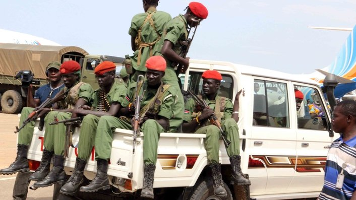 South Sudan on high alert as violence continues in capital
