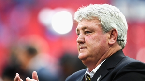 Steve Bruce looks set to take charge of Newcastle