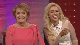 Saturday Night with Miriam Extras: Philomena Begley and Cliona Hagan