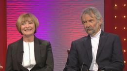 Saturday Night with Miriam Extras: Colm Keane and Una O'Hagan