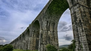 Gary Loughran sent in this image of the Craigmore Viaduct in Co Armagh