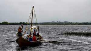 Vikings! En route to Dromod in Co Leitrim (Pic: Stephen Barry)