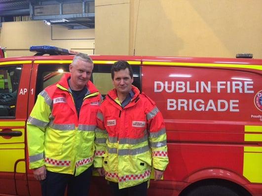 Dublin Fire Brigade Ambulance Service