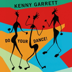 Energetic blissed-out Bop: Kenny Garrett's alto sax, flute and Shruti Box . .