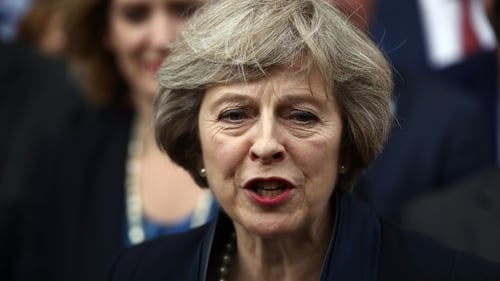 Theresa May will become the UK's prime minister on Wednesday