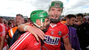 Cadogan and Walsh have joined the Cork football panel