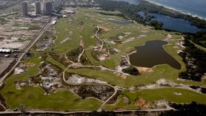 Reserva de Marapendi in Barra da Tijuca, a suburb west of Rio de Janeiro will host the golf tournament