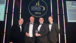 Irish Distillers picked up the awards at an ISC award ceremony, held at the Honourable Artillery Company in Central London last week