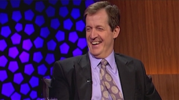 The Late Late Show Extras: Alastair Campbell