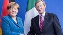 Angela Merkel and Enda Kenny have held bilateral meetings in Dublin and Berlin in recent years