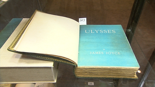 The book was one of the highest valued items at auction