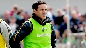 Shane Ward has stepped down as Leitrim manager