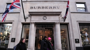 Burberry reports revenue of £719m for the three month period to the end of December