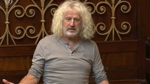 Mick Wallace said he was informed by a managing director of Fortress that NAMA did not permit the firm to increase its bid for the Project Eagle portfolio