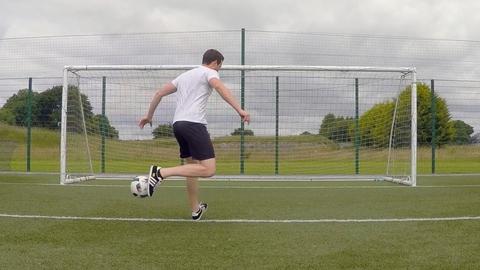 Dara's Football Skills: Ronaldo's flicked backheel from Euro 2016