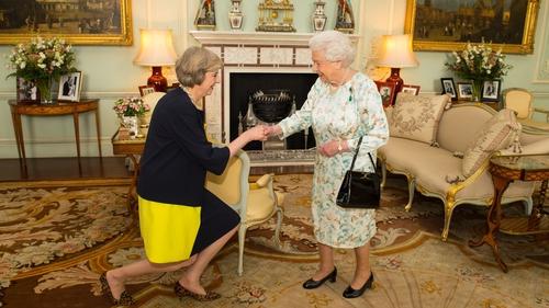 Theresa May ceaptha inaPríomh-Aire sa Bhreatain