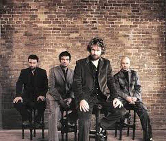 The Hothouse Flowers in session