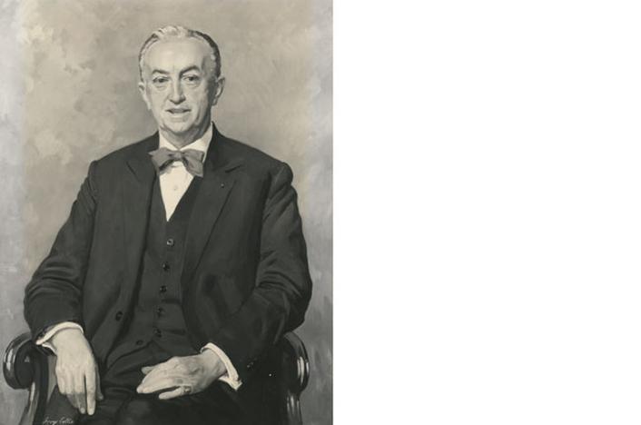 Dermot Bolger remembers Irish war poet Thomas MacGreevy