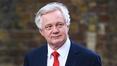 Davis 'not certain' UK will secure Brexit deal